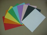 紙咭板 Card Board 800克20 x 30寸 (2 x 3') / 白