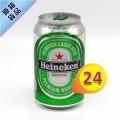 喜力啤酒 330ml x24罐 #11704