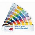 Pantone Color Formula Guide 印刷用色板/扇裝