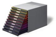 DURABLE VARICOLOR 10 十層彩色文件櫃