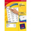 Avery 鐳射標籤貼 -L7160 (63.5mm x 38.1mm)白 / 100S