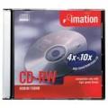 Imation可復寫光碟4x-10x 5隻