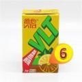 維他檸檬茶 250ml x6包 #6080