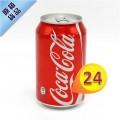 可口可樂 330ml x24罐 #11101