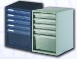 GLOBE M5 A4金屬五層桌上文件櫃(4小+1大)