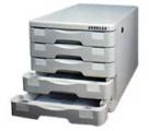 座檯櫃桶文件櫃 FS1039 灰色