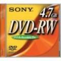 Sony Mode:DVDR-W 可復寫光碟