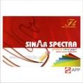 Sinar Spectra A3 80g 顏色影印紙 / 中黃 / 160