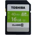 Toshiba SD 16GB 高速記憶咭( SDHC CL10 )