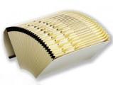 Easylight F4 紙質風琴形 (31層) 文件袋