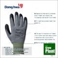 DONGHWA DH8230 韓國 NitraFlex 防滑手套(黑色)