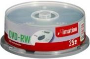 Imation DVD-RW 可復寫光碟圓筒膠盒裝