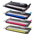 Samsung (代用) 鐳射打印機碳粉 CLT-406Y
