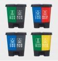 分類雙桶垃圾桶 - 40L