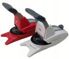 MAX PH-15DS 美克司紙釘釘書機 ( 紙針釘書機 ) ( 白/紅 )