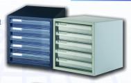 GLOBE S5 A4金屬五層桌上文件櫃