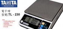 日本百利達 TANITA TL-230 電子磅(日本製造)