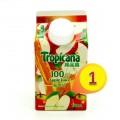 純品樂蘋果汁250ml x1包 #6134