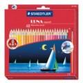STAEDTLER LUNA 137 48色長帆水溶彩色筆