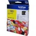 Brother 打印機噴墨盒 LC163-Yellow