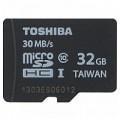 Toshiba Micro SDHC CL4 記憶咭 32GB