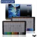 STAEDTLER 125 專業彩木顏色(鐵盒60色)