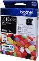 Brother 打印機噴墨盒 LC163BK