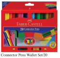 FABER 11-200-A 20色水彩顏色筆