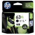 HP Inkjet Cartridge F6U64AA-Black (No.63XL)