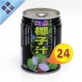 天然 耶子汁 250ml x24罐 #11912