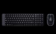 Logitech MK220 無線滑鼠鍵盤套裝(有倉頡碼)