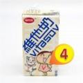 (迷你)維他奶 125ml x 4包 #6088