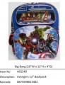 Avengers (Big Bang)?12寸 Backpack?A01340
