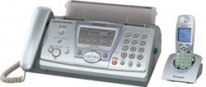 PANASONIC KX-FC248HK 炭膜印普通紙電話/傳真機