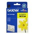Brother 打印機噴墨盒 LC37-Yellow