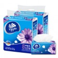 維達軟包面紙(藍色) 8包