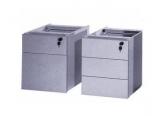 吊掛寫字檯櫃桶 灰色